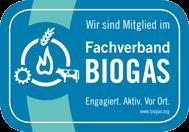 Biogas Fachverband Logo